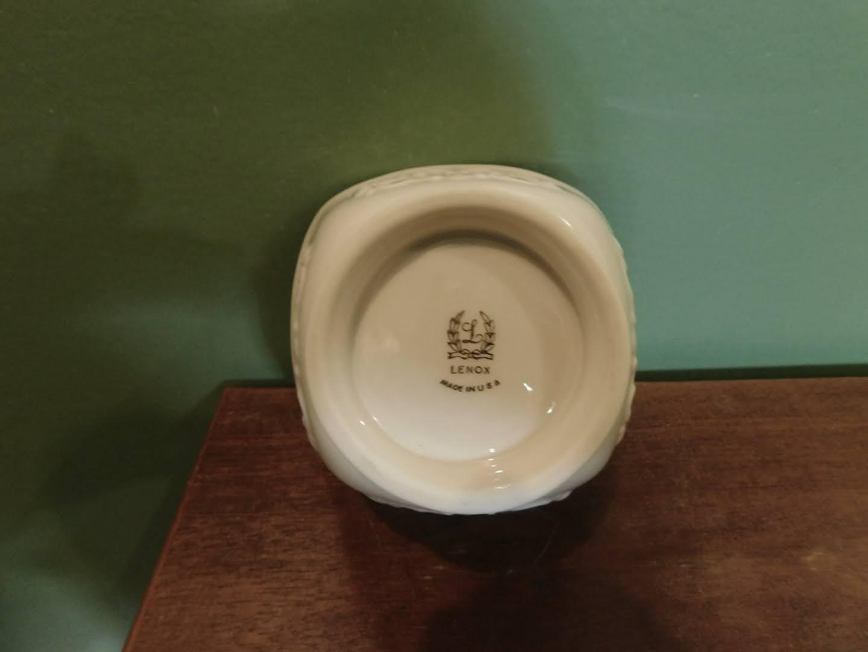 Lenox Dish - Canterbury Pattern