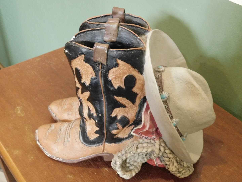 Cowboy Coin Collector