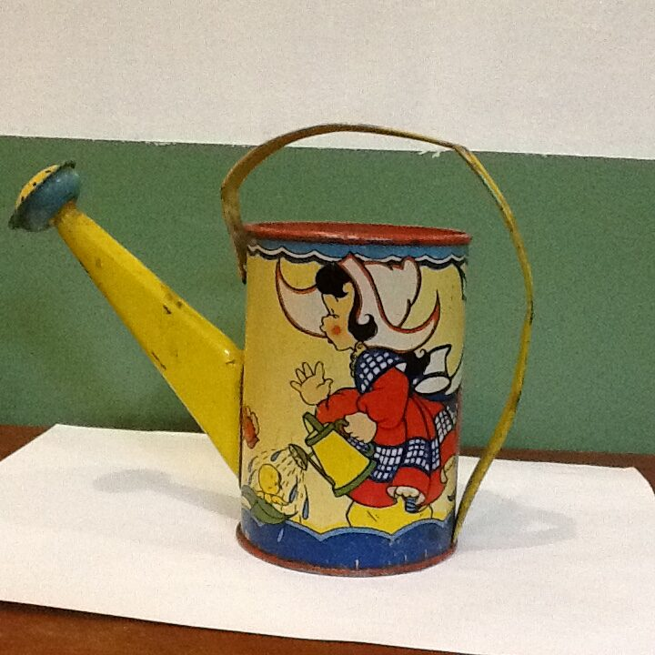 Ohio Art Vintage Watering Can