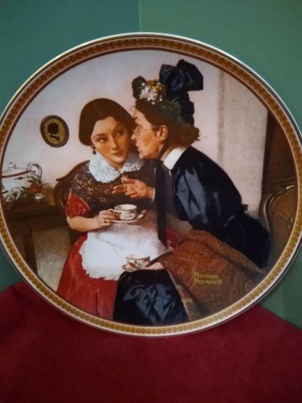 Gossiping in the Alcove